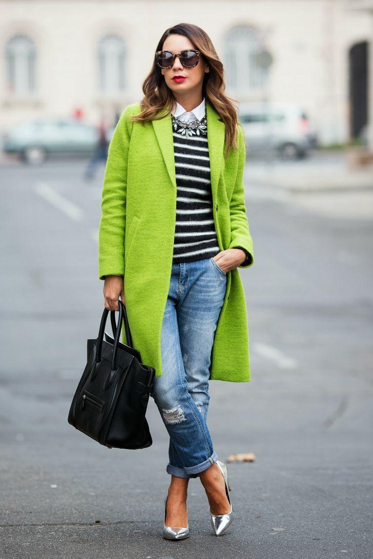 Какое пальто выбрать этой осенью?