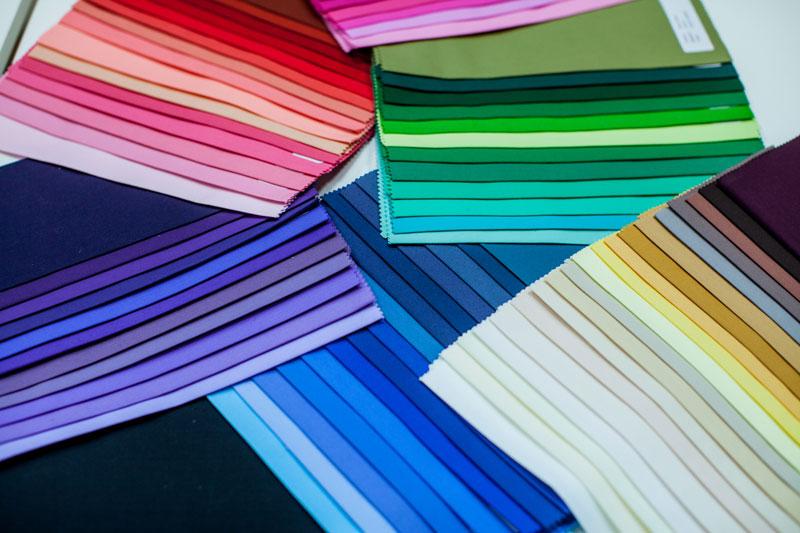 Платки для цветотестирования (90 штук)