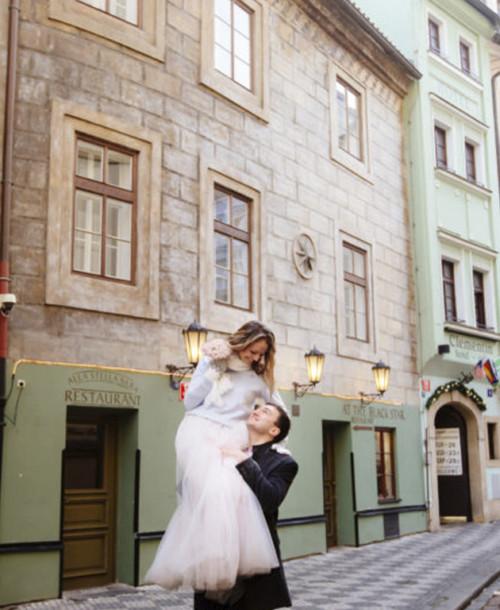 Свадьба Евгении