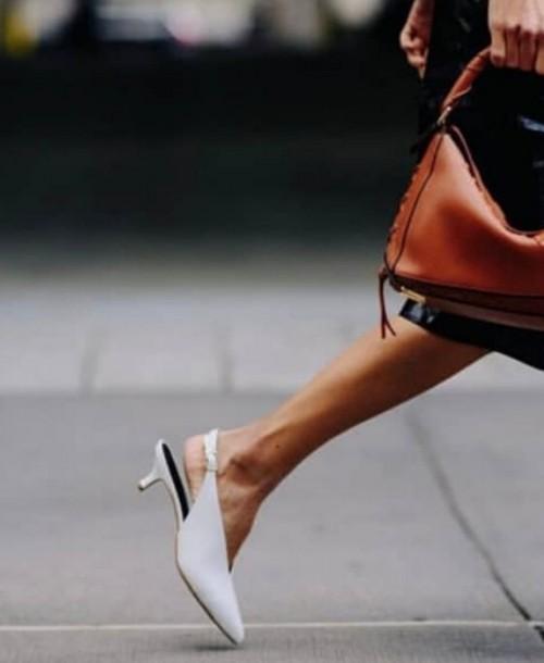 Как вошли в женский гардероб kitten heels