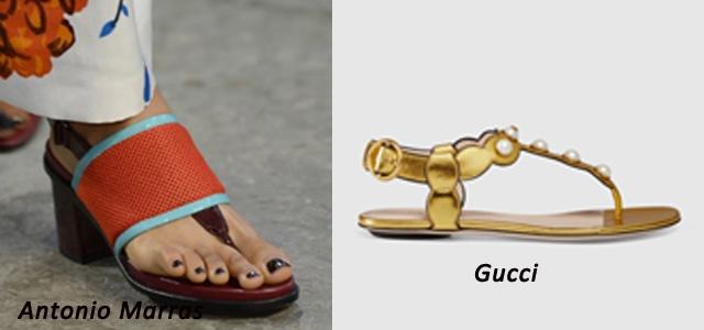 обувь с перемычкой