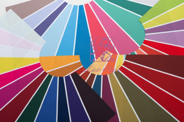 цветовые воротники набор