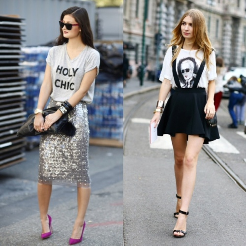 street-style-fashion-week-t-shirts-holy-chic-karl